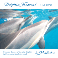 Dolphin HeavenThe 3rd DVD in the series. The synchrony of dolphin dances & music creates a joyfully enrapturing experience of